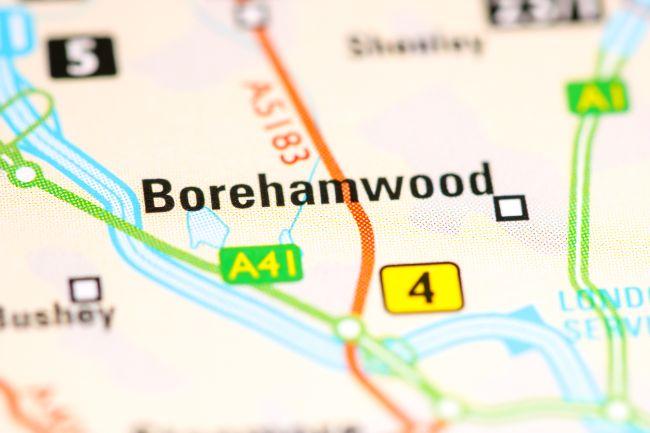New gutters in Borehamwood