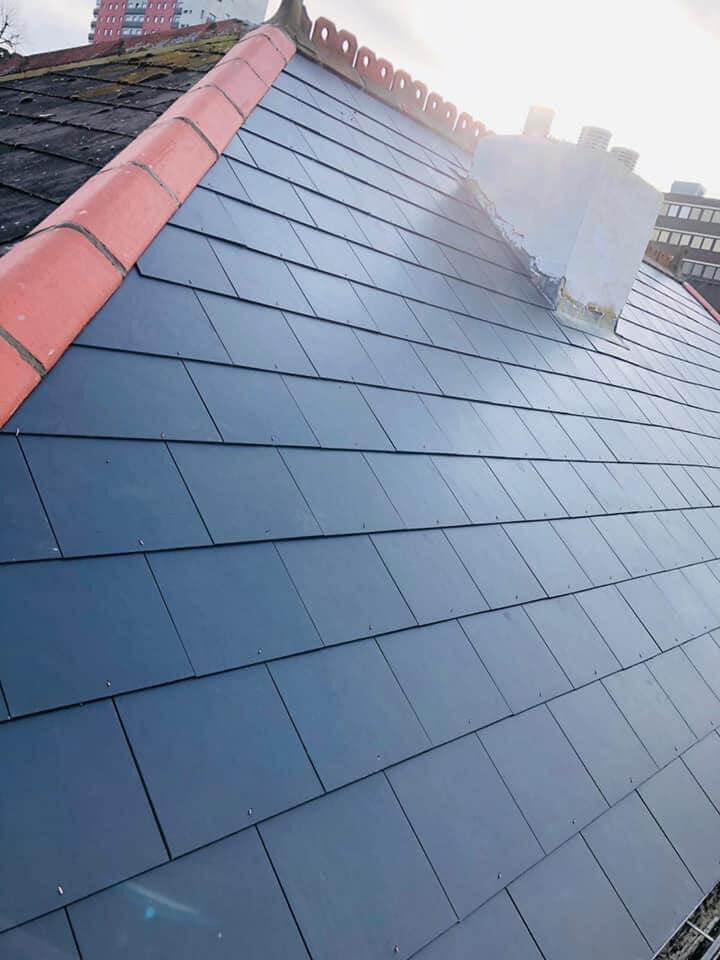 Roof repair company Welwyn Garden City
